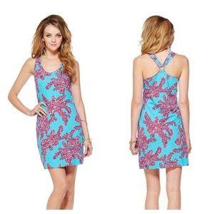EUC Lilly Pulitzer Dress -Rhode Island Reef- L